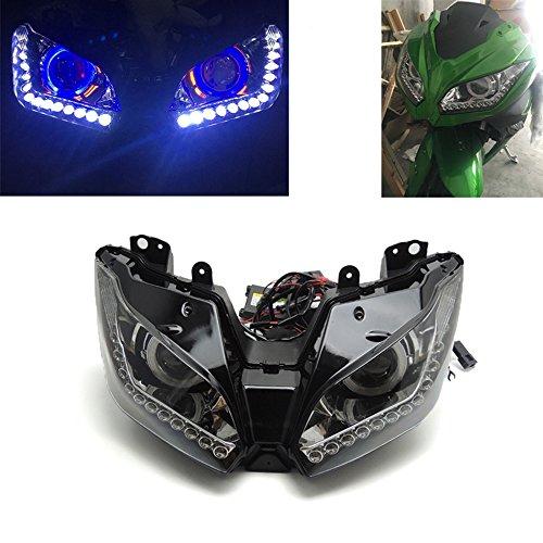 ninja 250 headlight - 3