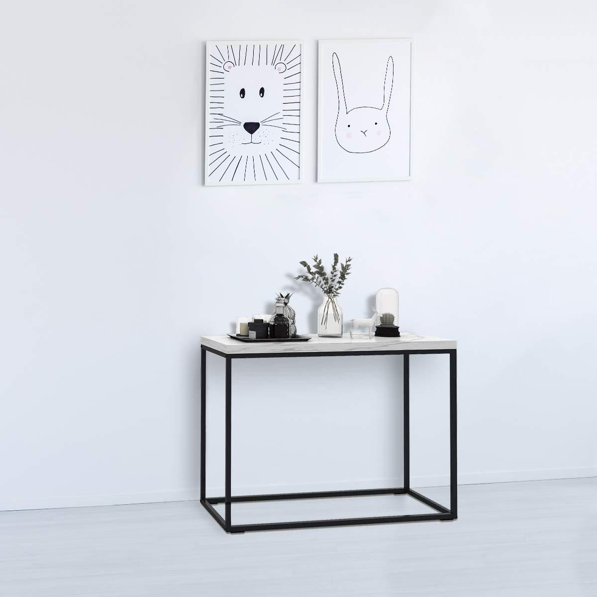 Devaise Furture Marble Side table Blanco Marble Furture 808698