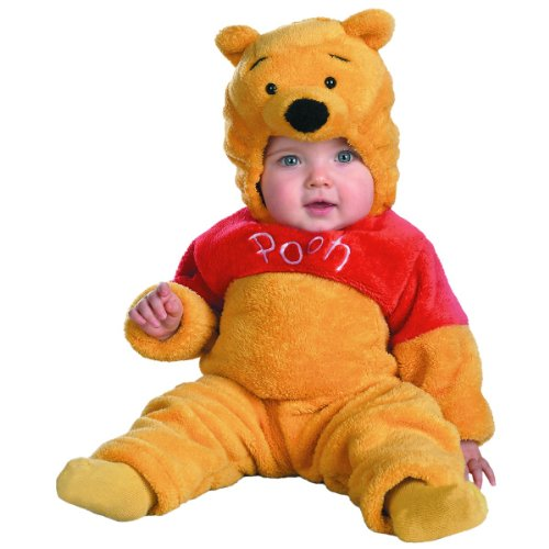Deluxe Winnie The Pooh Toddler Costume - Toddler Small -