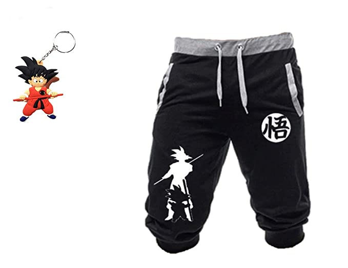 Amazon.com: Geek Gear Dragon Ball Z - Pantalón elástico para ...