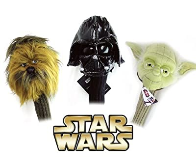 Star Wars Golf Driver 460cc Head Cover (All Characters)