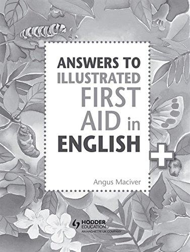 Answers to the Illustrated First Aid in English pdf epub