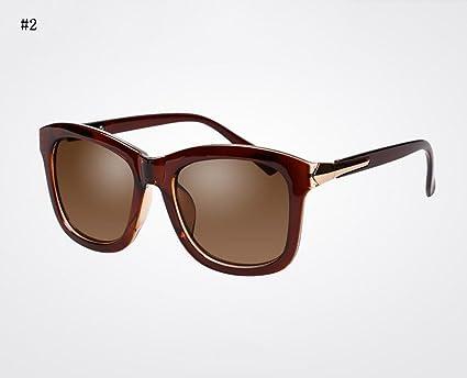 Flashing- Gafas de sol polarizadas gafas de sol elegantes ...