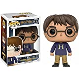 Funko - Figurine Harry Potter - Harry In Sweater Exclu Pop 10cm - 0889698109970