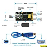 keyestudio FTDI Basic Program Downloader USB to TTL/FT232 Converter with USB Cable for Arduino