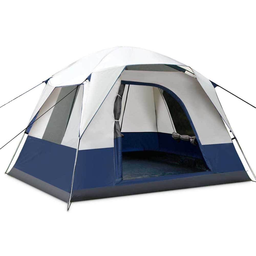 Weisshorn 4 Person Family Camping Tent