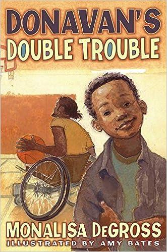 Google Books Downloader Epub Donavan's Double Trouble PDF CHM ePub by Monalisa DeGross