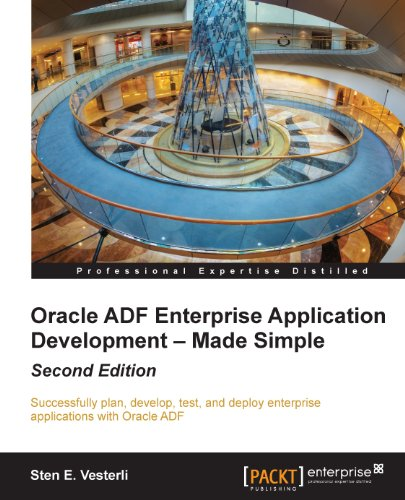 Oracle ADF Enterprise Application Development - Made Simple : Second Edition Reader