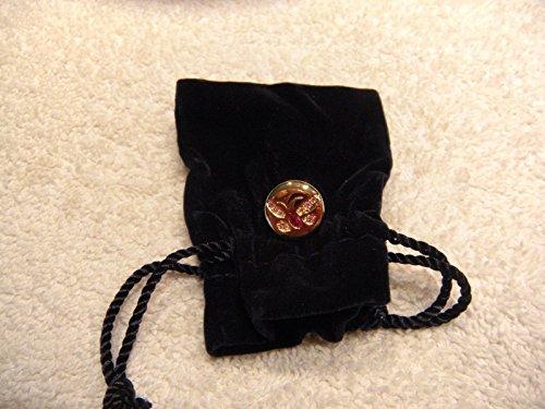 Swarovski SCS 13 Tack Pin Butterfly
