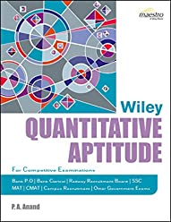 Wiley's Quantitative Aptitude