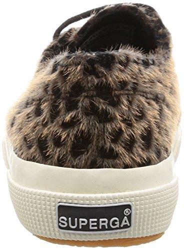 Unisex 903 Taupe Superga Chaussures Leopardhorsew Noires 2750 Noir TSwSqvxpAW