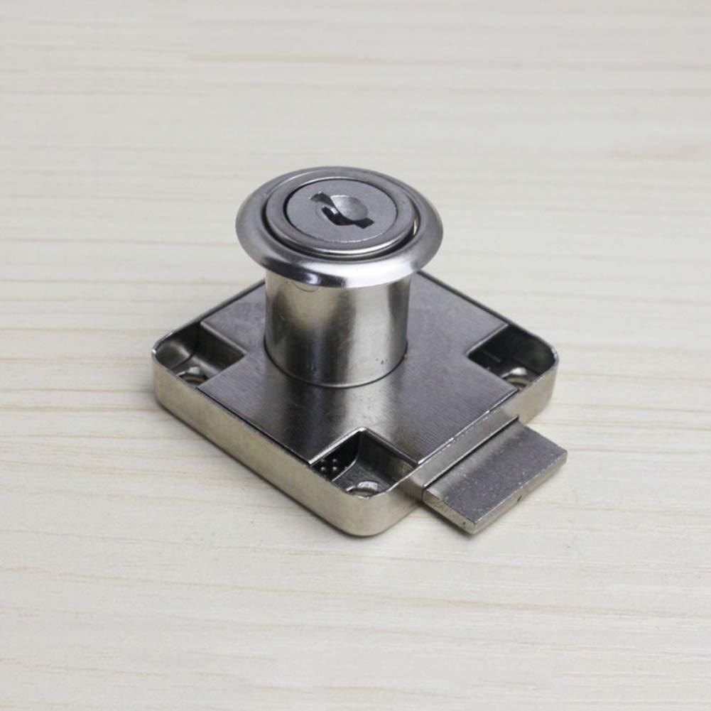 DarweirlueD Armoire Armoire Gadgets Locker Bureau Table tiroir de Bureau Serrure avec 2/cl/és
