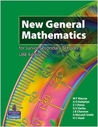 general mathematics for ss3