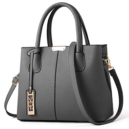 COCIFER Women Top Handle Satchel Handbags Shoulder Bag Tote Purse Messenger Bags ()