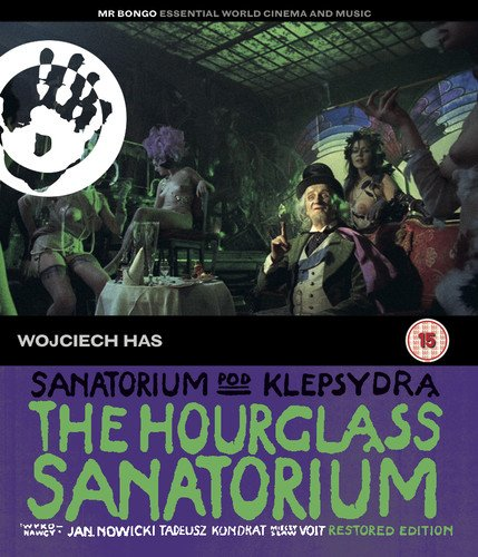 Hourglass Sanatorium [Blu-ray]