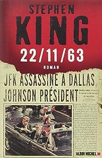 22-11-63, King, Stephen