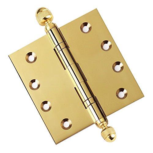 Solid Tip Brass Acorn (4.5