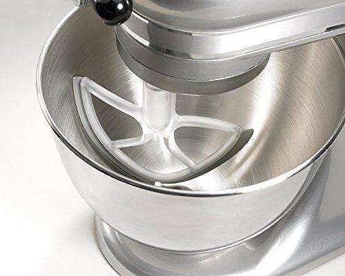 Original BeaterBlade for KitchenAid 6-Quart Bowl Lift Mixer, KA-6L, White, Made in USA - smallkitchenideas.us