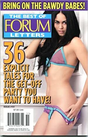 Best of Penthouse Forum Letters 151 Amazon pl