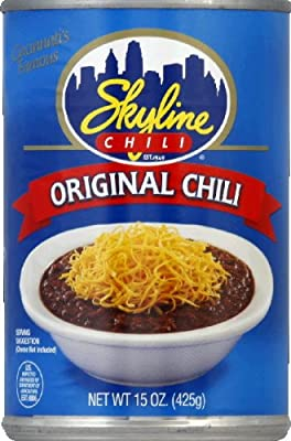 Skyline Chili Original 15.0 OZ (Pack of 24)