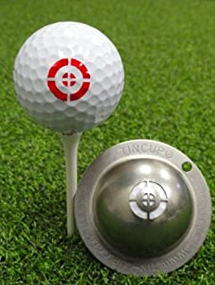 product image for Tin Cup Take Aim Golf Ball Custom Marker Alignment Tool