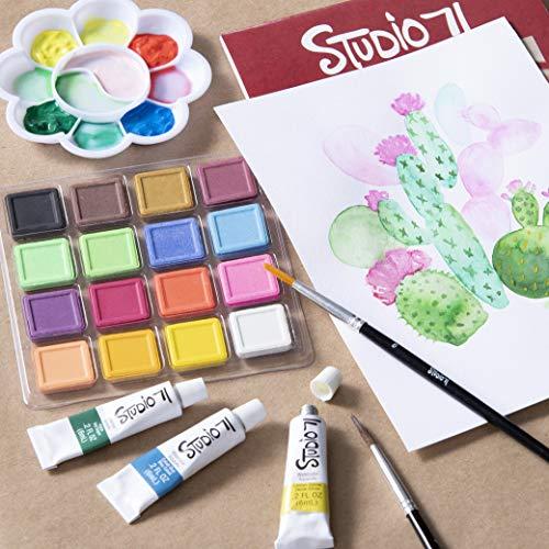 Studio 71 Mixed Media Art Set