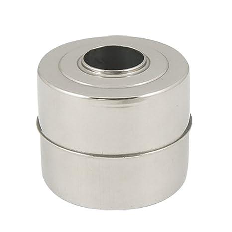 Amazon.com: Uxcell 15 mm Bore Sensor de flotador magnético ...