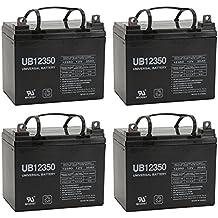12V 35AH SLA Battery for PW-4X4Q STAIR CLIMBING WHEELCHAIR - 4 Pack