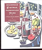 img - for Backroad Bistros, Farmhouse Fare: A French Country Cookbook book / textbook / text book