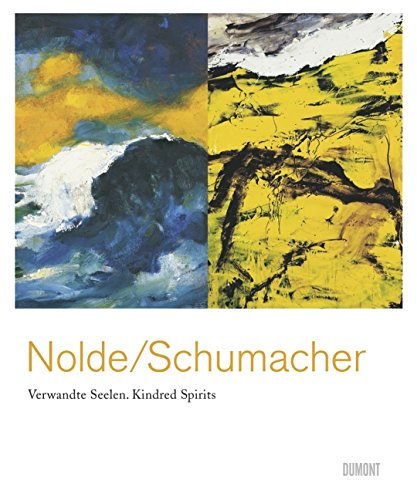 Download Emil Nolde & Emil Schumacher: Kindred Spirits PDF
