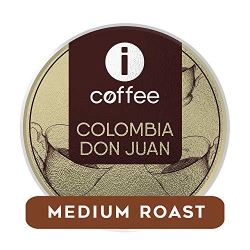 K Cups Medium Roast Coffee Pods - Single Serve Coffee Medium Roast K Cups - Compatible with all Keurig Coffee Machines (36 Count) Organic K Cups