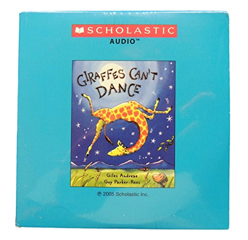 Giraffes Can't Dance [CD and Paperback]