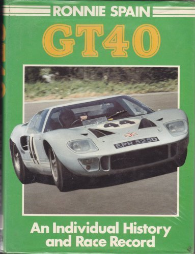 Ford GT-40 - Ronnie Ford
