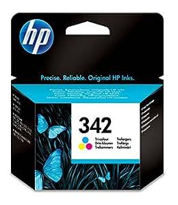 Hewlett Packard C9361EE#301 - Cartucho Inyeccion Tinta Tricolor 342 175 Páginas Pack 1 Blister+Alarma Acústico/ Electromagnética/ Radiofrecuencia Psc/1510 Photsmart/C4100/C4190 Deskjet/D4160