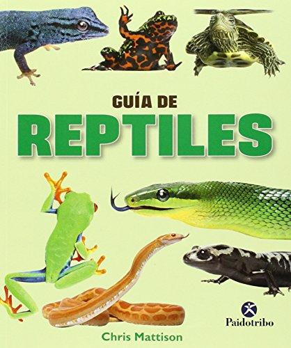 Descargar Libro Guía De Reptiles Chris Mattison