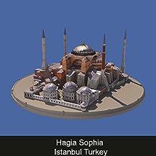 Hagia Sophia Istanbul Turkey Audiobook by Sergey Ivanov Narrated by Karolina Starin
