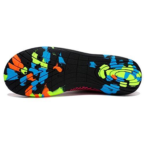 De Des Légers La Chaussures Sec Course Des Des Aqua Natation Yoga De Hommes Plongée De Rapides Nus De Pour Chaussures Chaussures Surf De Femmes Pieds Plaisance Respirant Eau Navigation Rouge Gesimei Aux 0TOAwq