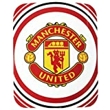 Manchester United FC Official Fleece Blanket