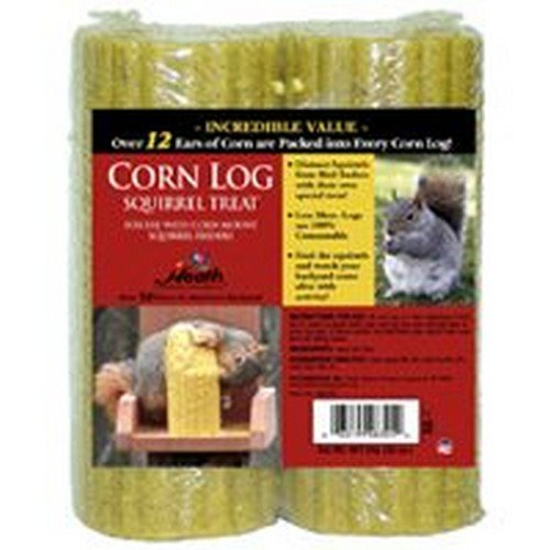 Heath Corn Log Squirrel Feed Logs