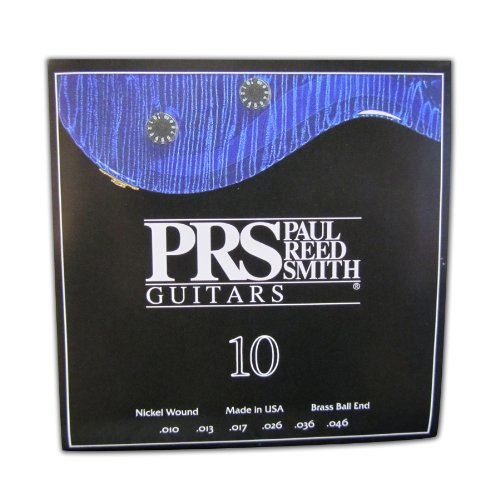 Paul Reed Smith Electric Guitar Strings - PRS ACC-3105 Electric Guitar Strings .010-.046 Regular