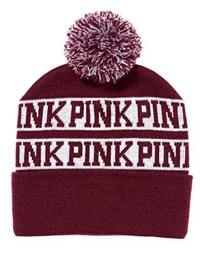 Victoria's Secret Pink Knit Beanie (Victoria's Secret Costume)