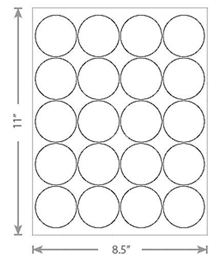- 100 Sheets of White Laser Inkjet 2