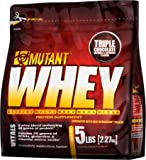 Mutant Whey – Muscle Building Whey Protein Mix With Unbelievable Great Flavors & Enzyme Fortified – Triple Chocolate Flavor Review