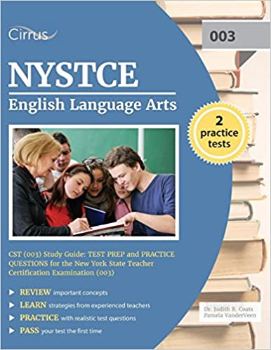 NYSTCE English Language Arts CST (003) Study Guide: Test