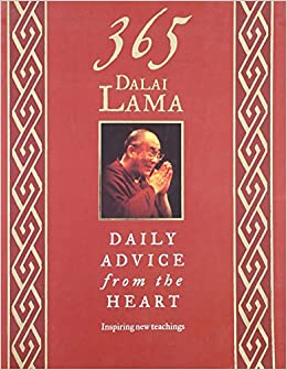 Book 365 Dalai Lama: Daily Advice from the Heart
