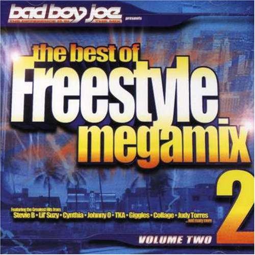 Vol. 2-Best of Freestyle Megamix by Megamix Recordings