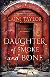 Front cover for the book Daughter of Smoke and Bone by Laini Taylor