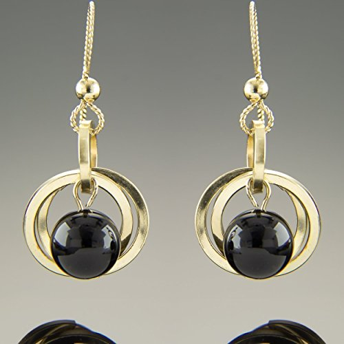 Jewelry 14k Stone Earrings - 7