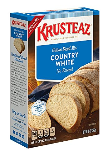 (Krusteaz Country White Bread Mix, 14-Ounces)