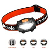 LED Head Torch, iTechole Kids Headlamp...